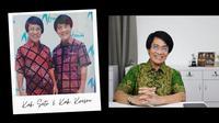 Potret Kresno Mulyadi Saudara Kembar Kak Seto. (Sumber: Instagram.com/kaksetosahabatanak dan Instagram.com/treatable_autism)