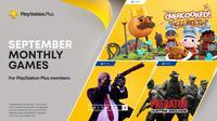 PS Plus September 2021 resmi diumumkan, game gratis PS4 dan PS5 apa saja? (Ist)