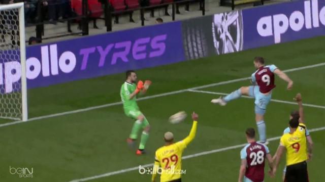 Burnley sukses meraih tiga poin usai mengalahkan tuan rumah Watford dengan skor 1-2 dalam pertandingan Liga Inggris, Sabtu (7/4). ...
