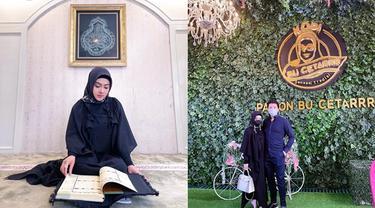 Pakai Hijab, Ini 6 Potret Terbaru Syahrini Usai Pulang dari Jepang yang Curi Perhatian