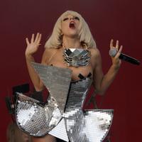 Lady Gaga. (Bintang/EPA)