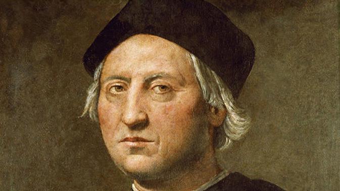 Christopher Columbus. (Public Domain)
