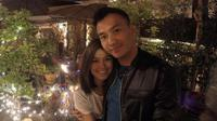 Agnes Monica dan Wijaya Saputra (via Instagram/saputrawijaya)