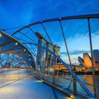 Wisata Sejarah di Singapura. (Foto: Dok. SGB)
