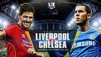 Prediksi Liverpool vs Chelsea (Liputan6.com/Yoshiro)