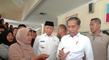 Jokowi Sebut Menkes Punya Jurus Baru Atasi Defisit BPJS Kesehatan