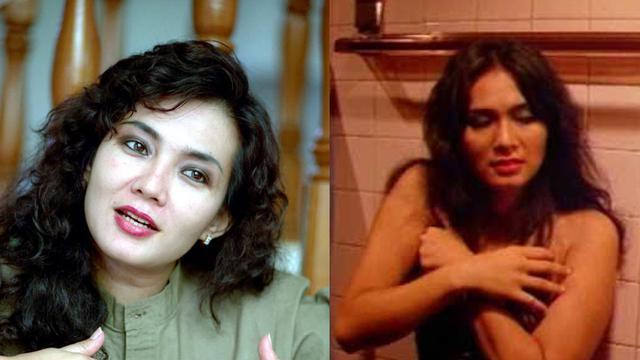 Perubahan Drastis Eva Arnaz, Dulu Ratu Film Panas Kini Jualan