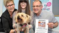 Seekor anjing mungil dinyatakan hilang 5 tahun lalu, namun kemudian ditemukan kembali pada saat pemeriksaan rutin.