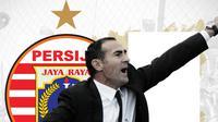 Pelatih Persija Jakarta: Angelo Alessio. (Bola.com/Dody Iryawan)