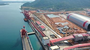 Kawasan Ekonomi Khusus (KEK) Galang Batang