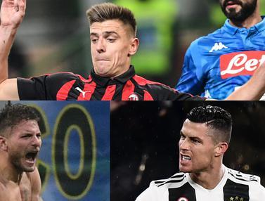 Top Scorer Serie A