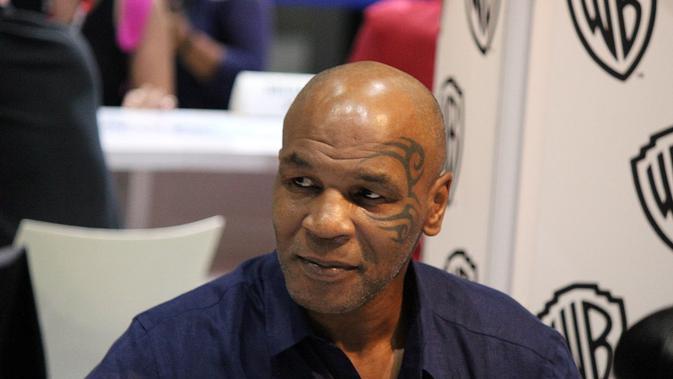 Mike Tyson (wikimedia commons)