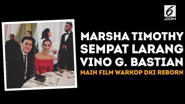 Marsha merasa Vino mengaku tidak mampu memainkan karakter yang sudah melegenda di masyarakat Indonesia.