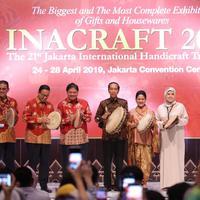 INACRAFT 2019. (Foto: Fimela/ Anisha Saktian Putri)
