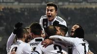 2. Juventus – Status Rabiot yang menjadi pemain gratisan membuat Juventus kepincut. Terlebih lagi Juventus ingin menyegarkan lini tengah yang diisi oleh pemain berumur matang. (AFP/Marco Bertorello)