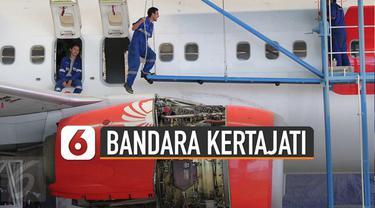 Nasib Bandara Kertajati nantinya tidak hanya fokus pada pengangkutan penumpang.