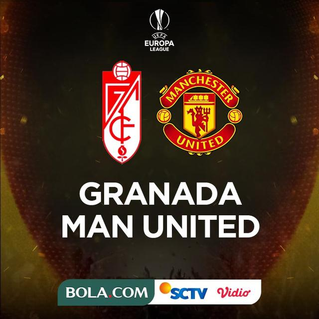 Prediksi Liga Europa Granada Vs Manchester United: Duel ...