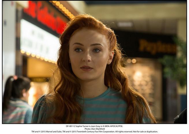 Salah satu mutan muda yang memiliki peran penting dalam X-Men: Apocalypse, Jean Grey. (20th Century Fox)