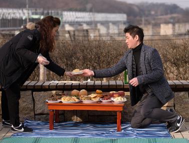 Perayaan Imlek di Korea Utara