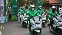 Grab Hadirkan 30 Sepeda Motor Listrik di Bali. Dok: Grab Indonesia
