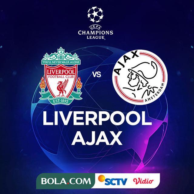Saksikan Siaran Langsung Liga Champions di SCTV: Liverpool ...