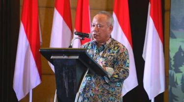 Menteri Pekerjaan Umum dan Perumahan Rakyat (PUPR) Basuki Hadimuljono resmikan Menteri PUPR resmikan sayembara desain Ibu Kota Negara