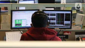 IHSG Koreksi 0,74 Persen, Investor Asing Borong Saham TLKM hingga BTPS