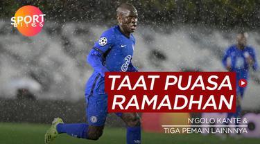 Berita video sportbites kali ini membahas tentang empat bintang Premier League yang taat puasa di bulan Ramadhan.