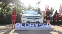 DFSK Resmi Perkenalkan Glory 560 (Dian/Liputan6.com)