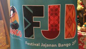 Banyak yang baru disiapkan untuk Festival Jajanan Bango 2019. Salah satunya cara mendaftar bagi calon pengunjung. (Liputan6.com/Dinny Mutiah)