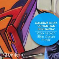 Fakta-fakta single baru Rizky Febian, Penantian Berharga (Desain: Muhammad Iqbal Nurfajri/Bintang.com)