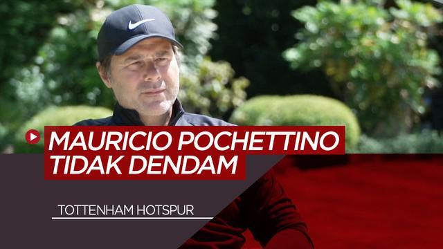 Berita Video Mantan Pelatih Tottenham Hotspur, Mauricio Pochettino Mengaku Tidak Dendam Dirinya Dipecat