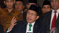 Menteri Agama Lukman Hakim Saifuddin. (Liputan6.com/Faizal Fanani)