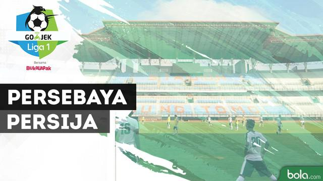 Berita Video Highlights Liga 1, Persebaya Taklukkan Persija 3-0