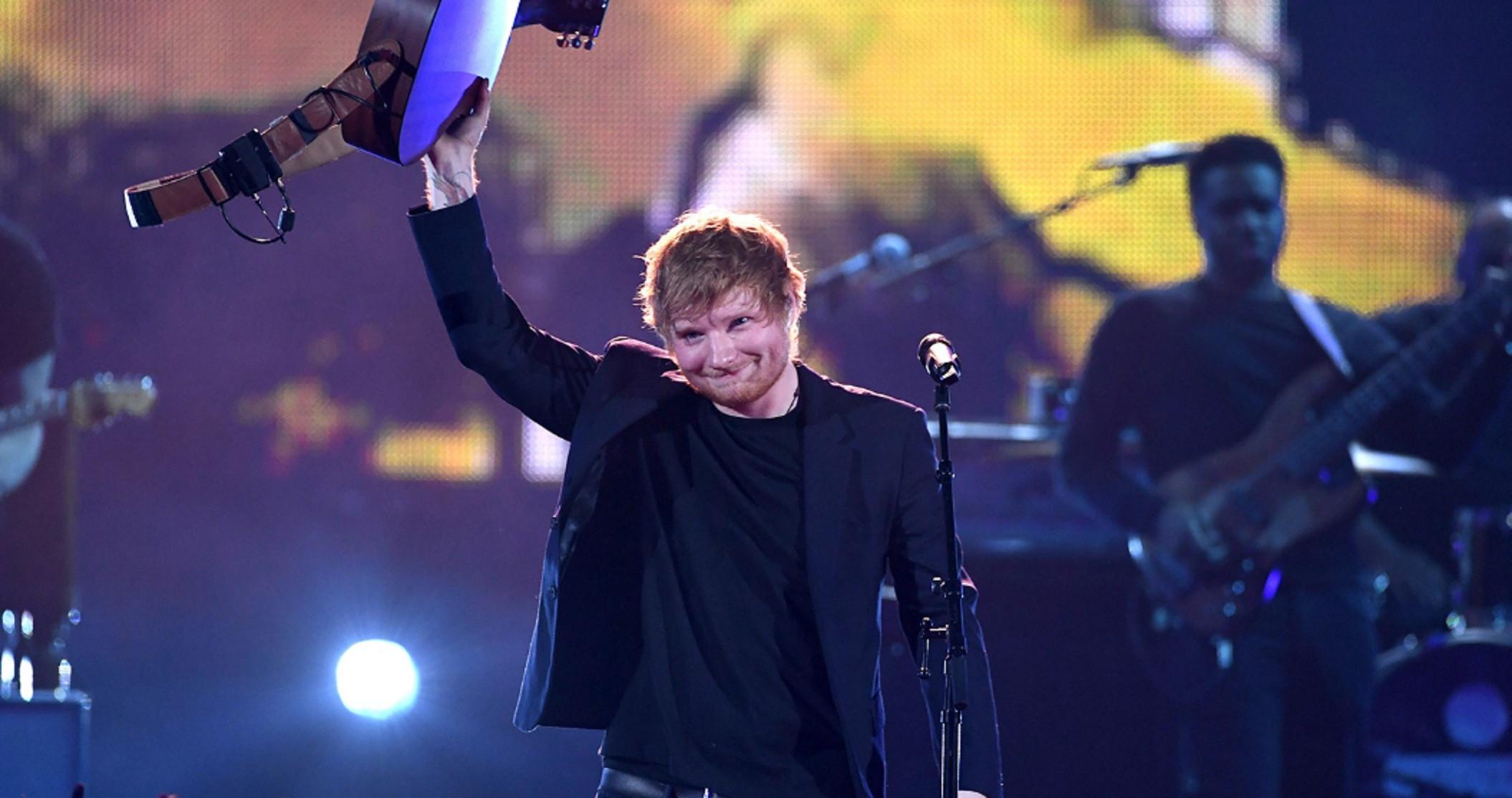 Ed Sheeran (Billboard)