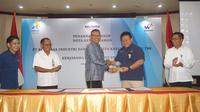 Kerjasama PT Waskita Karya (Persero) Tbk dengan PT Rekayasa Industri (Dok: Waskita Karya)