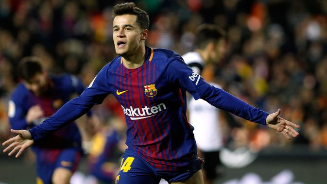 Image result for Antoine Griezmann Datang, Barcelona Akan Melepas Philippe Coutinho?