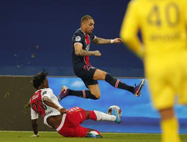 PSG vs AS Monaco