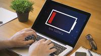 Penyebab Baterai Laptop Cepat Bocor (Sumber: iStockphoto)