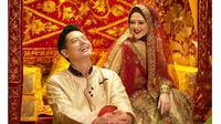 6 Potret Cut Meyriska dan Roger Danuarta Jalani Tradisi Khas Aceh (sumber: Instagram.com/dierabachir)
