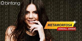 Bintang Metamorfosa: Kendall Jenner