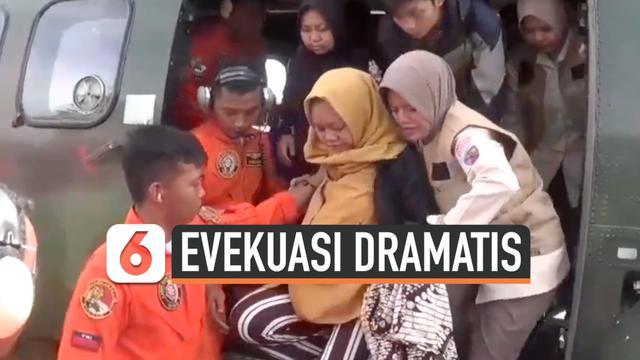 evakuasi ibu hamil