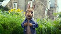 Peter Rabbit  (Sony Pictures Entertainment/ IMDb)