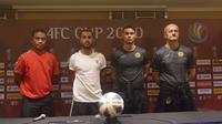 Pelatih Ceres-Negros, Risto Vidakovic, menilai Grup G Piala AFC 2020 dihuni klub-klub hebat, semisal Bali United. (dok. Ceres-Negros)