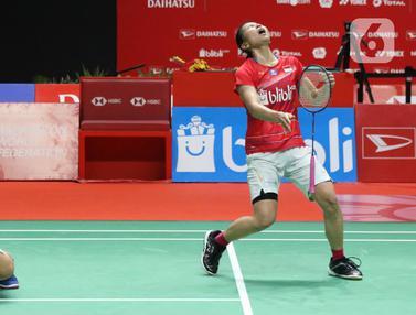 Bermain Ketat, Greysia Polii / Apriyani Rahayu Juara Ganda Putri Indonesia Masters 2020