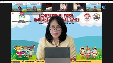 KemenPPPA peringati Hari Anak Nasional 2021