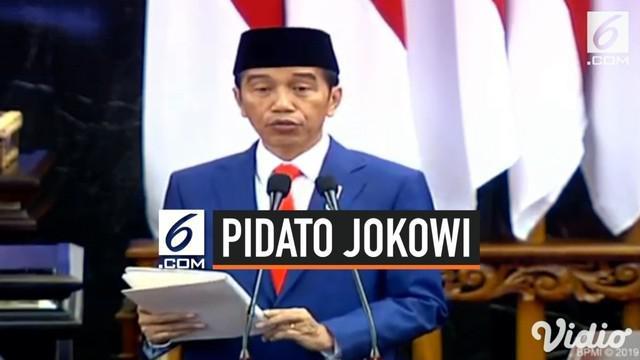 Presiden Jokowi mengatakan pada 2020 dana yang akan ditransfer ke daerah dan dana desa sebesar Rp 858,8 triliun. Jumlah tersebut meningkat dibandingkan realisasinya di 2018.