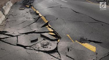 [Bintang] Begini Suasana Kota Mataram Usai Diguncang Gempa 7 SR