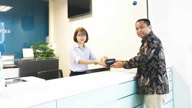 Kemitraan JavaMiFi dengan Perusahaan Vietnam. Kredit: JavaMifi