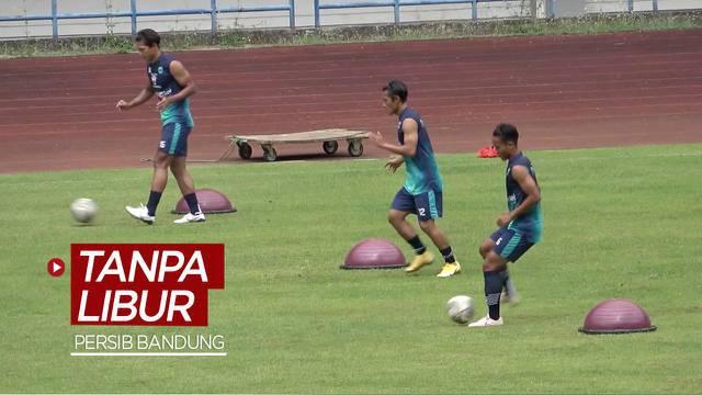 Berita video skuat Persib Bandung tak mendapat libur latihan dan mereka langsung tancap gas bersiap untuk laga pekan keempat BRI Liga 1 2021/2022 menghadapi Borneo FC.